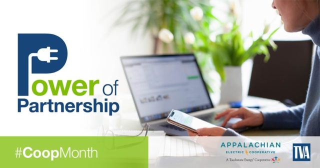 From brewing your first cup of coffee, to working from your home office, to reading bedtime stories by nightlight, AEC is here to power life at home. #CoopMonth #PowerofPartnership